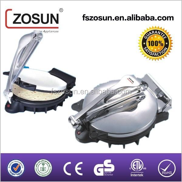 Zosun Zs-301 Home Automatic Tortilla Maker Machine Chapati Making ...
