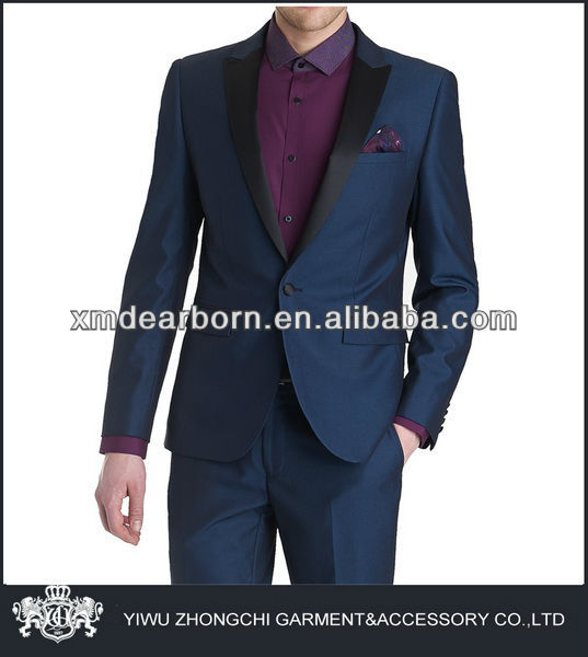 popular colour combination suits