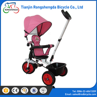 CE Approved plastic parts and Car Type 360 rotation baby tricycle / Ride On Toy Style baby tricycle new models baby 3 wheel bike