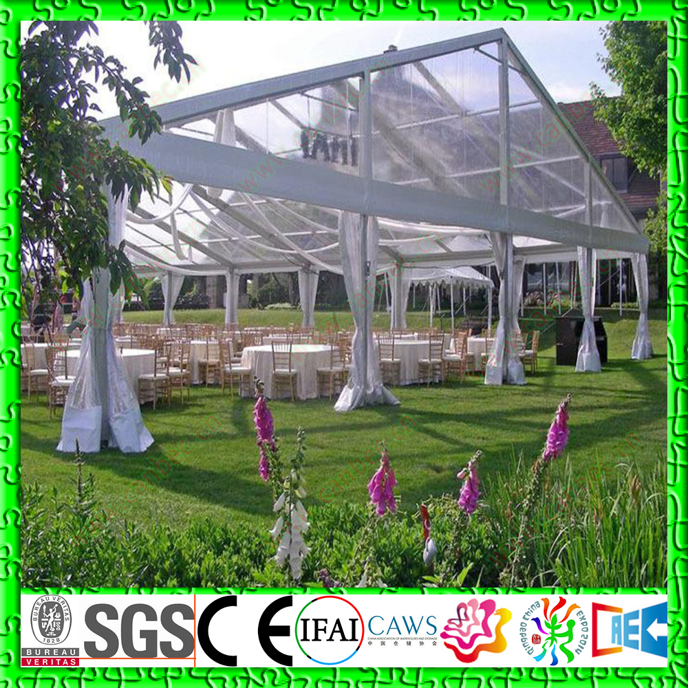 Clear Roof Wedding Tents for Event