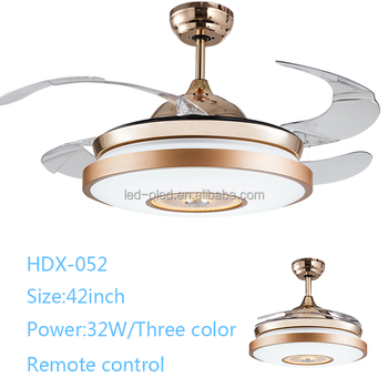 Decorative invisible ceiling fan light with hidden blades remote decorative invisible ceiling fan light with hidden blades remote control for living room aloadofball Choice Image