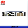 HUAWEI MSTP /SDH /PDH Transmission equipment OptiX OSN 550 Fiber Optic Equipment