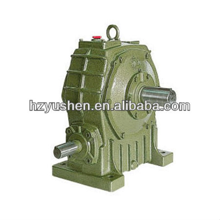 small worm gear box wp series worm reduction gearbox