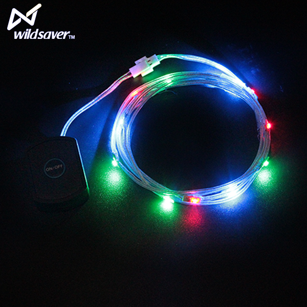Flexibele led strip licht/led strip licht voor kleding/led light strip