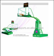 Electro-Hydraulic basketball stand/goal/hoops for sale