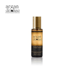 Wholesale private label hair care repair argan oil serum with GMP&ISO