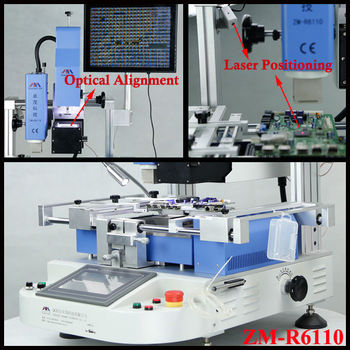 Low Cost Optical Alignment Bga Rework Machine With Laser Positioning  Function For Ps4 Console Pc Motherboard Mobile Ic Repair - Buy Bga  Rework,Bga