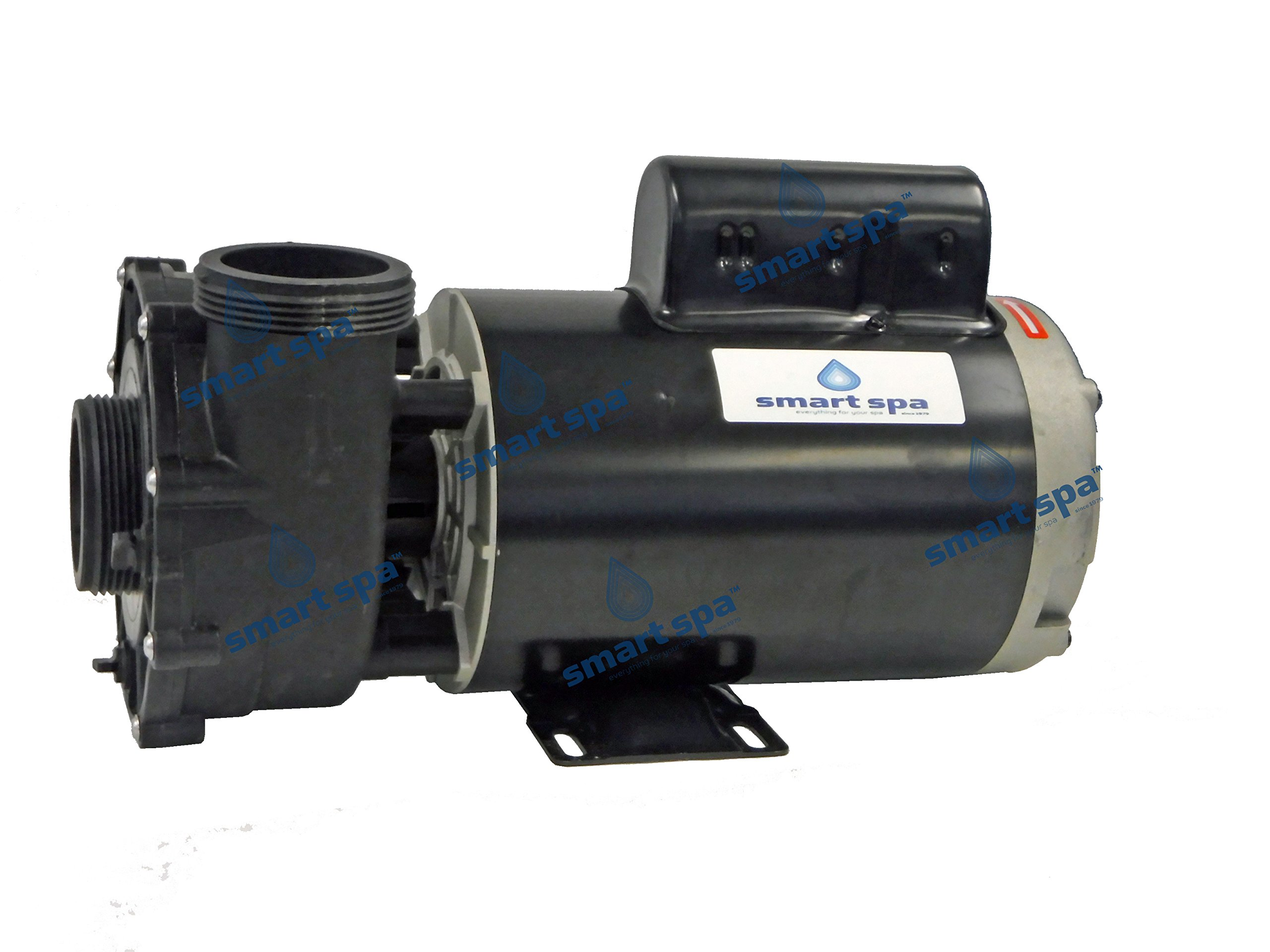 Get Quotations · Smart Spa Universal Spa Hot Tub replacement pump - 4hp  12/4.5 AMP - 2