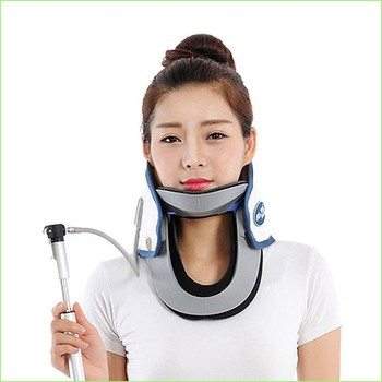 neck pain relief  Medical Inflatable Neck Pain Relief Device For Neck Support - Buy ...