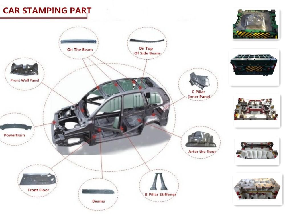 Metal Stamping Die Dash Panel Mold For Car Parts Buy Car