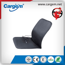 CARGEM Electric 12V 24V Heated Car Seat Cushion For Back Support