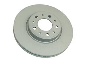 Volvo (94-04 w/11'') Brake Disc Front L=R (x1 Rotor) 'Z' COATED