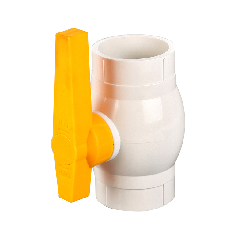 New Products Factory Wholesale Building Materials Bathroom Garden Mini Body Plastic China Suppliers Tap UPVC PVC Ball <strong>Valve</strong>