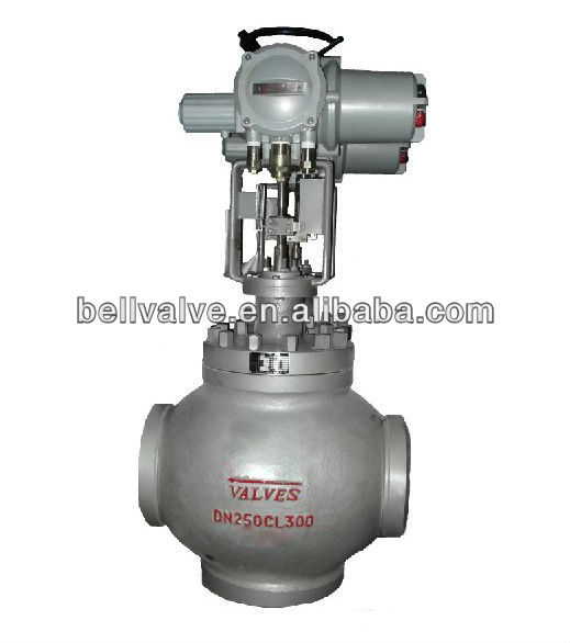 Electric Steam Control Valve for Steam ISO9001& SGS Certificated