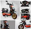 Best quality Chinese factory adult electric cheap motorcycle