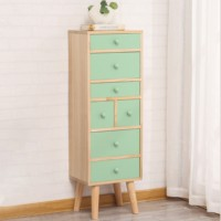 Wooden Furniture Livingroom Cabinet Shelf Cupboard Storage Unit