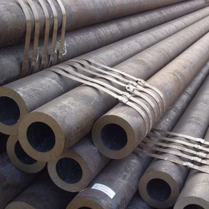 ST37 Cold Rolled carbon steel seamless pipe
