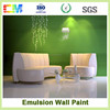 Special waterproof interior paint, decorative emulsion wall putty price