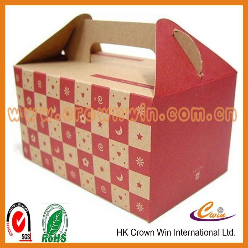 Sales leading recycled paper box
