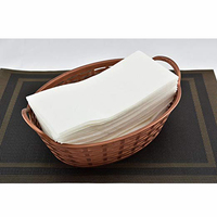 Custom printed disposable soft cotton facial tissue wipes brands names tissue raw material box paper jumbo roll