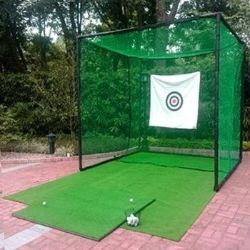 High Quality Golf Driving Range Nets And Golf Practice