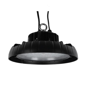 2018 New UL cUL CE SAA Dimmable 250W Replacement 145lm/W 100W UFO LED High Bay Light with Motion Sensor for Industrial Lighting