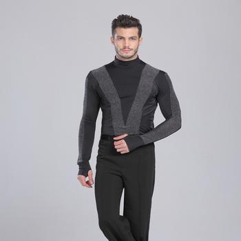 3554cee89 K000232 Mens T-shirts Leotard Manufacturer Performance Practice Dance Wear