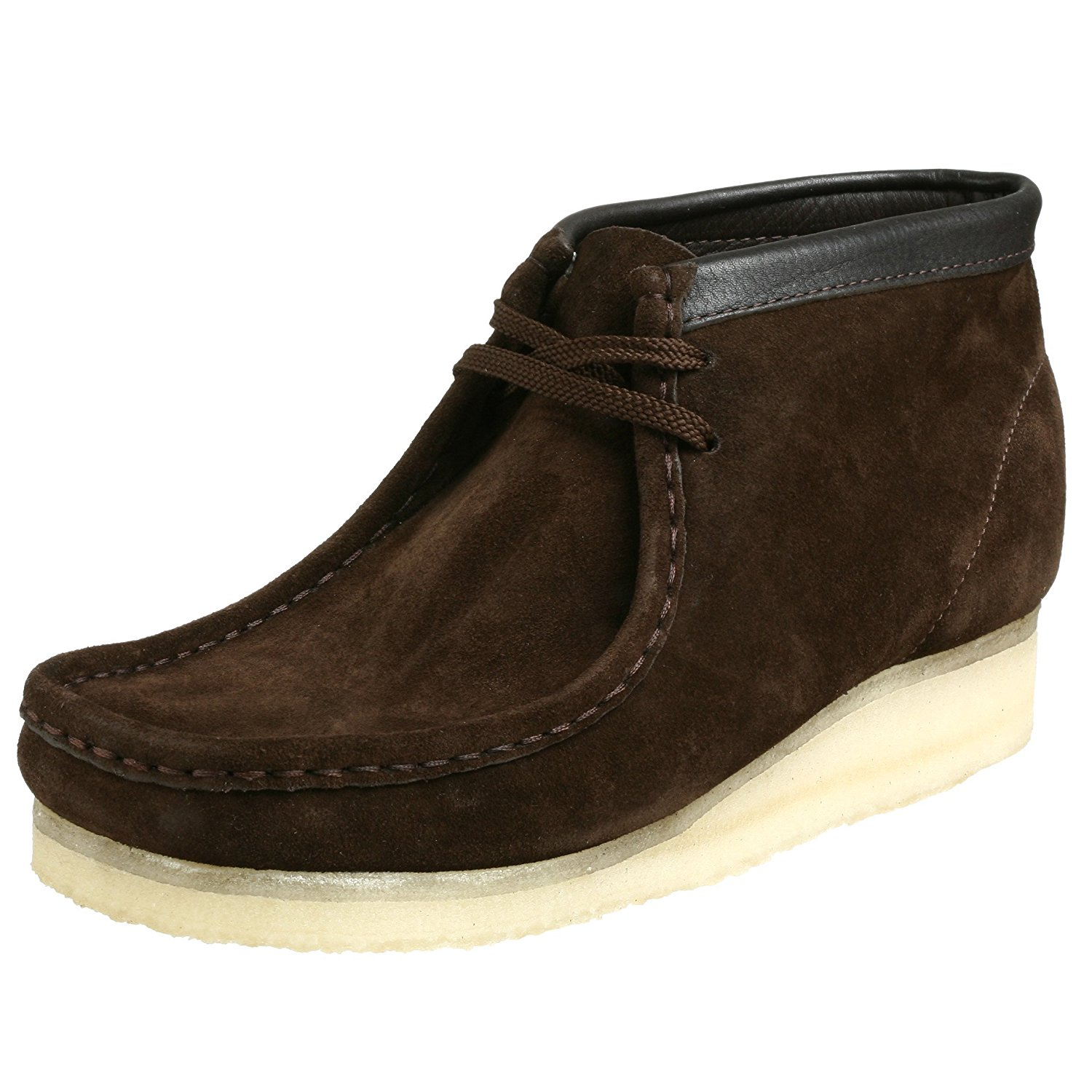 Get Quotations · CLARKS Men's Wallabee Boot