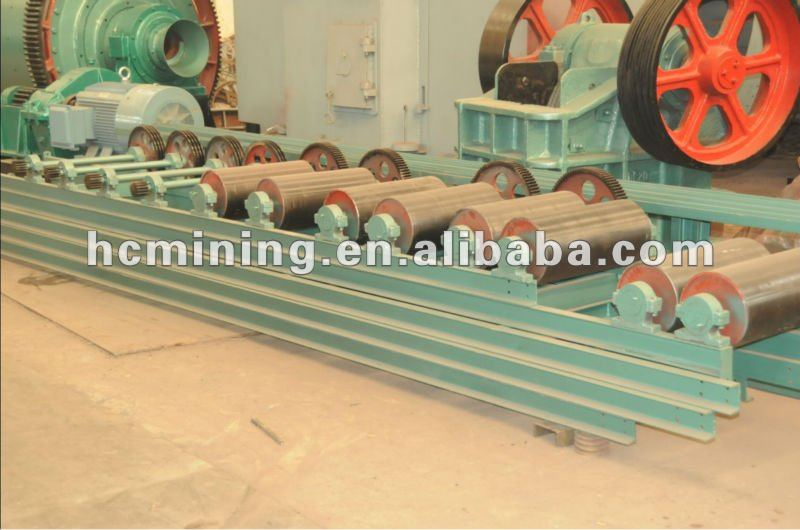 ISO Approved Coal Belt Conveyor