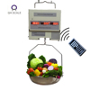 electronic hanging market shop price computing scale 30kg fruit vegetable flour rice weighing scale with remote controller
