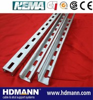solar Stainless steel solid bottom strut channel OEM supplier