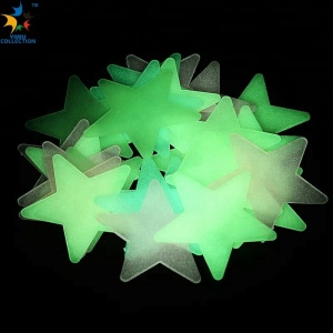 Fluorescent night Glow Dark Ceiling Stickers