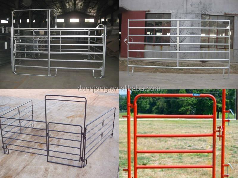 Metallo Bestiame Pannelli di Recinzione