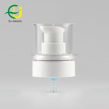 New design 20/410 outspring plastic lotion pump
