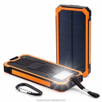 Gadget show rohs solar charger instructions power bank docking.