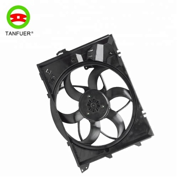 Car Accessories Radiator Cooling Fan For Bmw E90 X1 Z4 17117590699