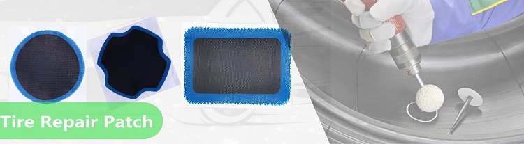 China Tubeless bias Car Accessories Tyre Repair Cold Patch