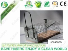 humane multi catch metal mouse rat animal trap cage