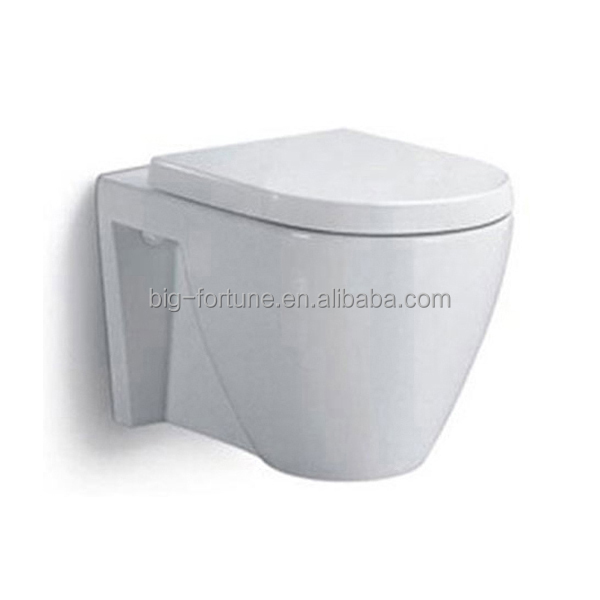 Top quality easy clean wall hung toilet japan