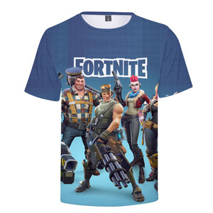 Hot Game Fashion Clothing For Men 3D Fortnite T Shirt