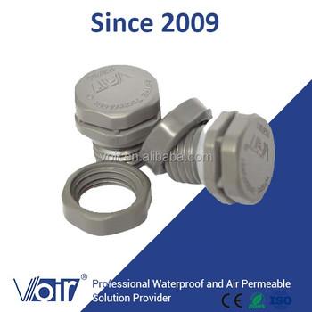 For Led Lighting M12*1 5 Ip67 Air Vent Plug Pressure Equalizing Valve Of  Waterproof Breathable Membrane - Buy Waterproof Membrane,Waterproof