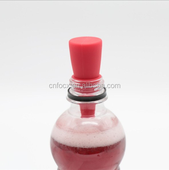Good quality Silicone wine stopper / Wine and Beverage Bottle Stoppers / Sealed wine stopper