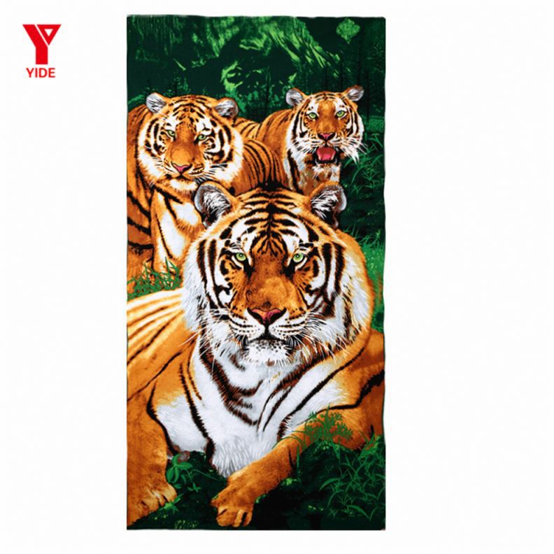 New Design decorative towel folding