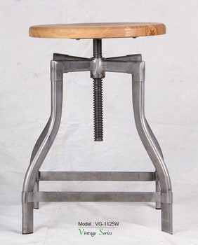 Swell Triumph Antique Wooden Bar Stool Vintage Industrial Metal Stools Metal Round Bar Stools Buy Antique Wooden Bar Stool Vintage Industrial Metal Ibusinesslaw Wood Chair Design Ideas Ibusinesslaworg