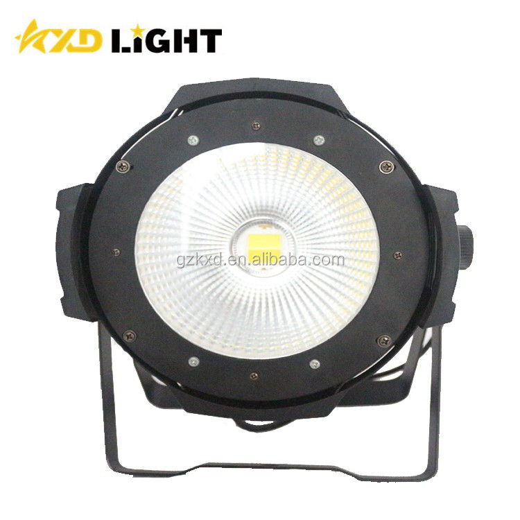High Quality Indoor Led Par 1pcs 100w RGB 3in 1 High Power Disco Led Stage Par Lighting