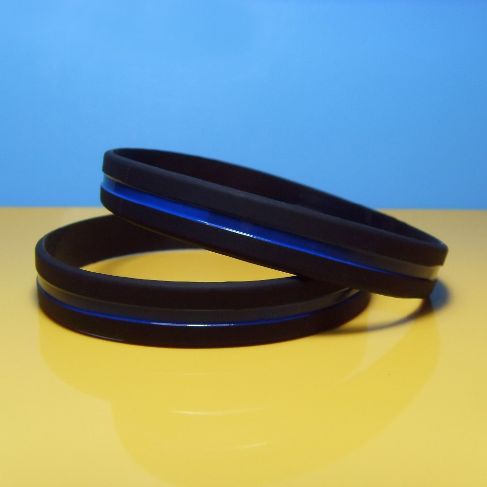 Hot Sell Silicone Wristbands Simple Design Cheap Price