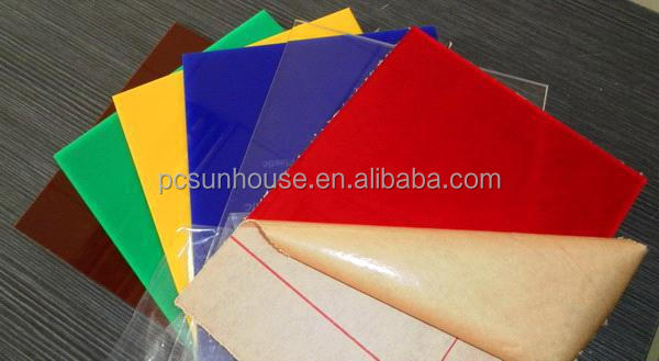 Heat Resistant Plastic Clear Acrylic Mirror Sheet Price