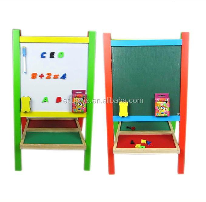 רק החוצה טוב יצרן צעצועי עץ לילדים ילדים לאמנות לוח מגנטי / מיני כן ציור AS-55