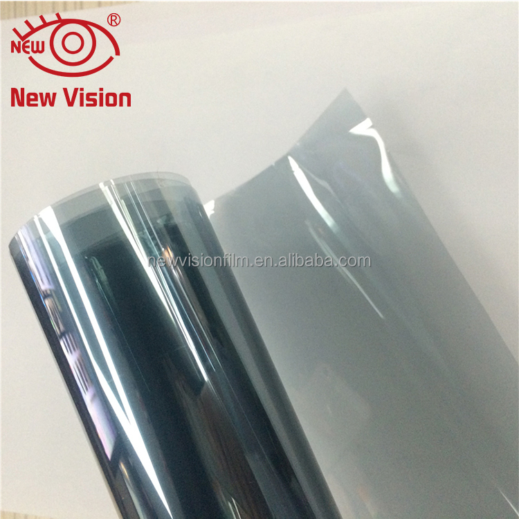 Heat resistant adhesive polarizer film for window UV400 skin protect solar film anti-glare tinting car glass foil sticker