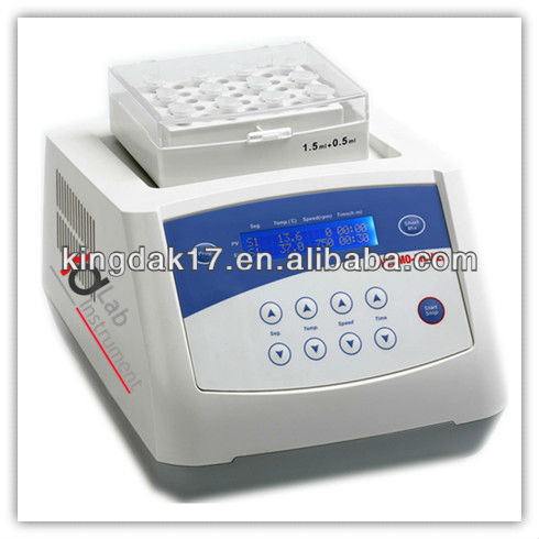 MS-100 Shaker Incubator for Microtubes